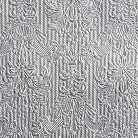 Bilde av Servietter Elegance Kaffe Sølv 15stk