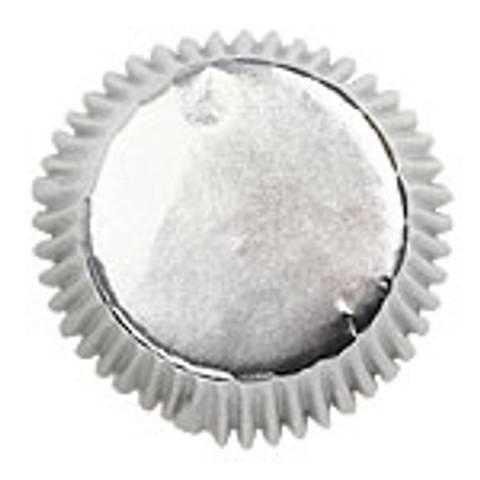 Bilde av Cupcakes Former Sølvfolierte  45stk