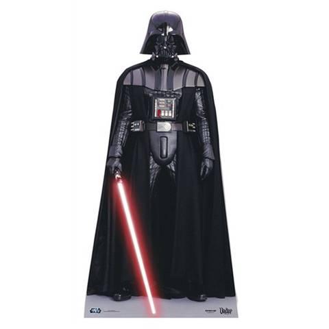 Bilde av Star Wars Darth Vader Mini Pappfigur 95cm