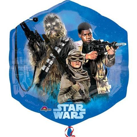 Bilde av The Force Awakens Ballong Folie 58cm