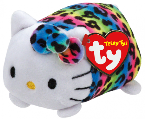Bilde av TY Teeny Tys Hello Kitty Multifarget 10cm