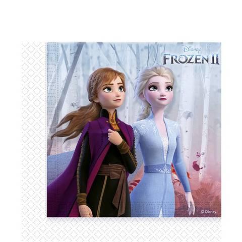 Bilde av Disney Frost II Servietter33cm 20stk