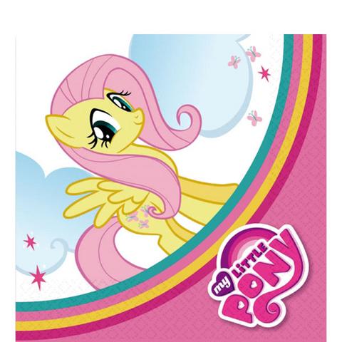 Bilde av My Little Pony Servietter 33cm 20stk