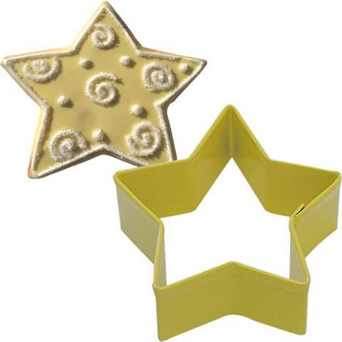 Bilde av Kakeform Stjerne 7.5cm