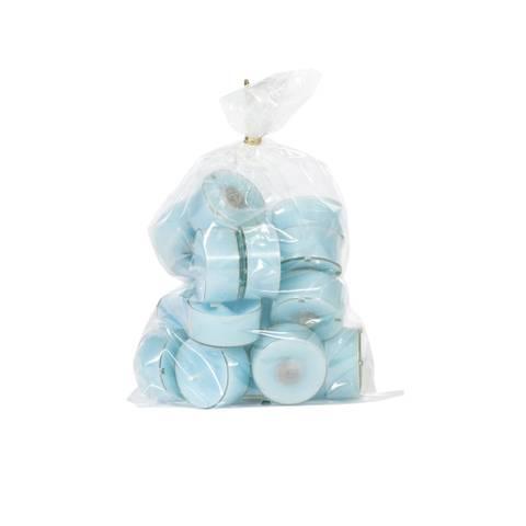 Bilde av Te-Lys Babyblå 20stk